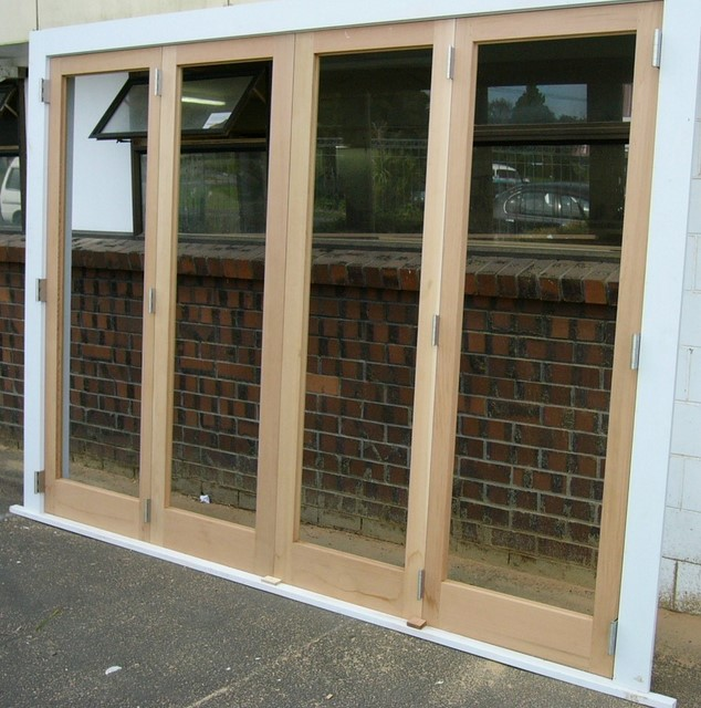 Folding doors bi folding doors or french doors for Folding french doors